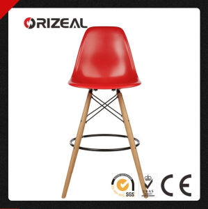Replica Home Furniture Modern Desinger Eames Dsw PP Plastic Bar Stool (OZ-1152S) pictures & photos