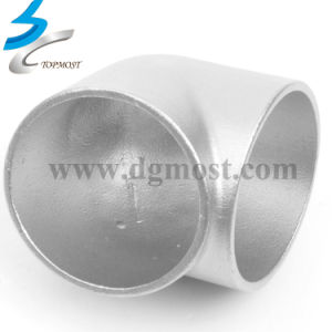 Investment Casting Stainless Steel Valve Hardware Pipe Fittings pictures & photos