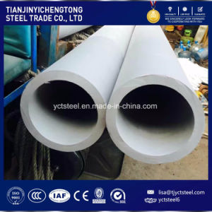 Annealed Polished 3inch Sch40 304 Stainless Steel Pipe and Tube pictures & photos