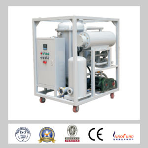 JY-100 Vacuum Insulating Oil Purifier /Oil Purification Machine pictures & photos