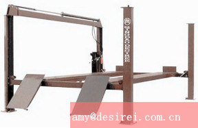 Four Post Hydraulic Car Lifter/Car Lift