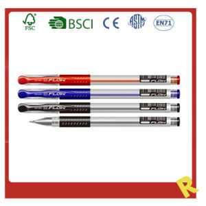 High Quality Gel Ink Pen in for Office Supply pictures & photos