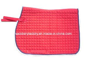 Poly Cotton General Purpose Saddle Pad (SMSU419) pictures & photos