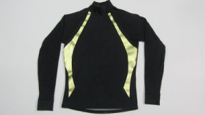 Lycra Long Sleeve Rash Guard/Swimwear/Sports Wear (HXR0013) pictures & photos