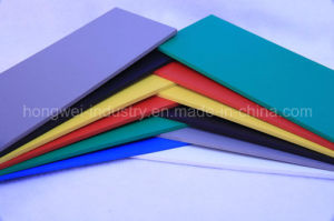 Top Quality PVC Rigid Foam Board with Glossy Surface pictures & photos
