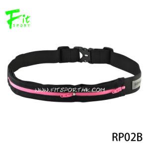 Lycra Sport Belt Double Pouch (Style No.: RP02B)