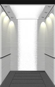 Fjzy-High Quality and Safety Passenger Elevator Fjk-1683 pictures & photos