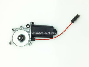 3 Holes Power Window Motor with 12-Tooth Gear pictures & photos