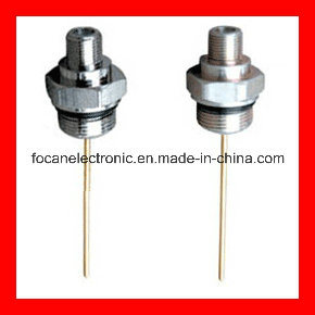 Aluminium CATV Trunk Connector for Qr412 500 540 565 625 650 750 860 Feed Thru Coaxial Cable pictures & photos