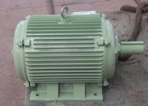 10kw 60rpm Low Rpm Horizontal Permanent Magnet Generator pictures & photos