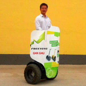 2 Wheels Self-Balancing Electric Human Transporter G4 Cross pictures & photos