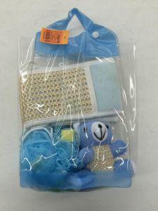 3PCS Promotion Cleaning Sponge Bath Set pictures & photos