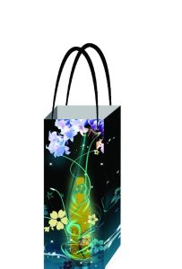 New Design Wine Gifts Bag/Party Wine Bag/Paper Bag or PP Bag