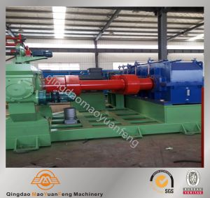 Xk-450 Type China Open Two Roll Rubber Mixing Mill Machine pictures & photos