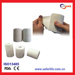 2014 Medical Sport Heavy Elastic Adhesive Bandage Sports Premier Eab High Quality Eab Tape Elastic Tape Elastic Adhesive Bandage pictures & photos
