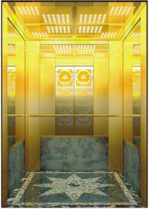 Aksen Golden Mirror Passenger Elevator (K-J005)