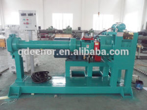 Single-Screw Hot-Feed Rubber Extruder pictures & photos