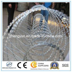 Sharp Blade Razor Barbed Wire pictures & photos