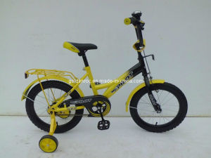 "16"" Steel Frame Children Bicycle (BA1607) pictures & photos"