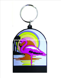 Soft PVC Key Ring Souvenir Gifts pictures & photos