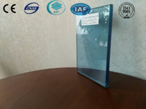 Blue Laminated Glass with Ce, ISO