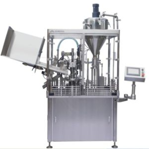 Tube Filling and Sealing Machine for Pharmaceutical (JNDR50-1A)