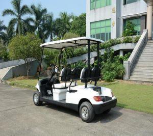 Lvtong Manufactrure 4 Seats Hotel Cart pictures & photos