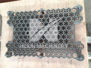 Investment Casting Bars Frame Side for Cast Fixture pictures & photos