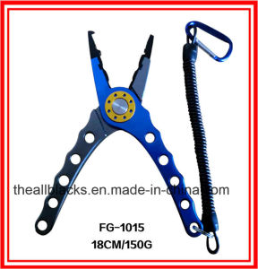 Fishing Tackle/Aluminium Alloy Lure Pliers/Fishing Hook Remover/Fishing Pliers/ Fg-1015/1017/1018/1021 pictures & photos