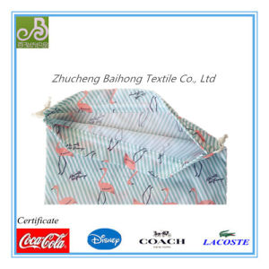 Print Oxford Drawstring/Shoe Bag pictures & photos