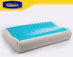 Home Furniture Popular Top Sale Gel Memory Foam Soft Cool Summer Pillow pictures & photos