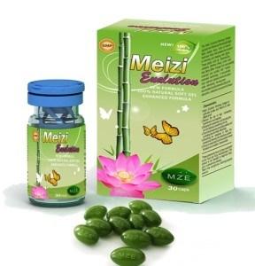100% Original Meizi Evolution Fastest Weight Loss Slimming Capsule