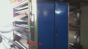 Double-Side Paper Pasting Machine for Corrugated Cardboard Plant pictures & photos