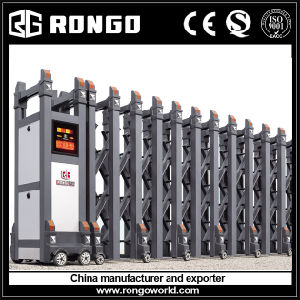 Rongo Brand Factory Sliding Main Gate pictures & photos