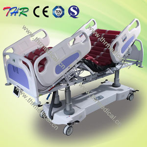 Thr-IC-15 Professional ICU Electric Bed pictures & photos