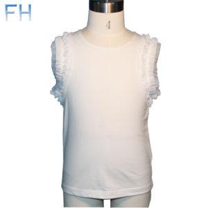 Children′s Fashion Cotton T-Shirt (FH201439)