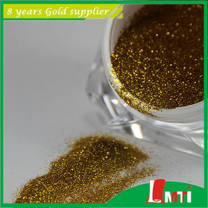 Gold Glittering Powder for Glitter Paint pictures & photos