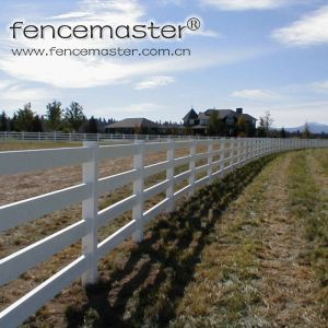 4 Rail Horse Fence/Ranch Fence pictures & photos