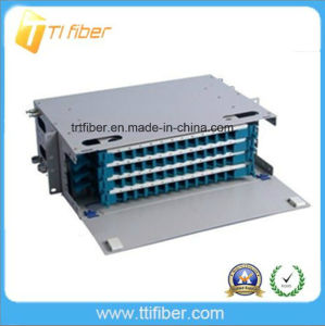 48 Port Fiber Optic Patch Panel pictures & photos