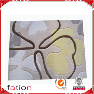 Customized High Quality Acrylic Shaggy Carpet Home Textile pictures & photos
