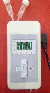 Portable CE-Marked Infusion Fluid Warmer pictures & photos