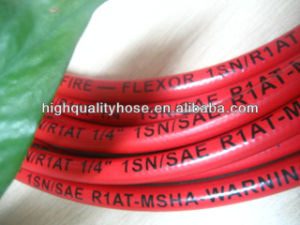 Cloth / Smooth Surface Black and Colorful Hydraulic Hose 1sn 2sn pictures & photos