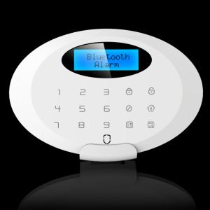 GSM CE House Security Burglar Alarm with Bluetooth, Screen pictures & photos