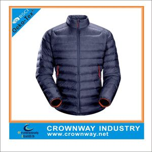 Mens Goose Down Jacket with High Quality pictures & photos