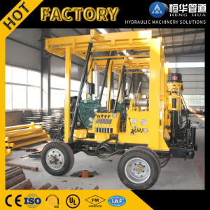 Rubber Track Crawler-Mounted Drilling Rig Machine pictures & photos