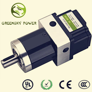 Round Mounting Flange Right Angle Planetary Gear Motor (gearbox) pictures & photos