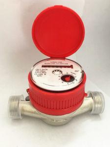 Single-Jet Dry-Dial Hot Water Meter