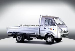 Rhd/LHD Chic 1.2L Gasoline 62.5HP Single Row Mini/Small Cargo Lorry Truck pictures & photos
