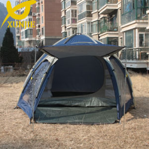 4 Person Dome Tent for Camping pictures & photos