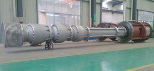 Vertical Long Shaft Centrifugal Water Pump